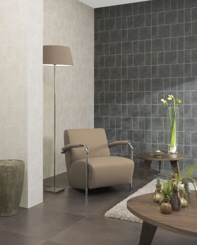 Stones & Style stone optic wallpaper 03985-60 wallpaper stone optic anthracite online kaufen