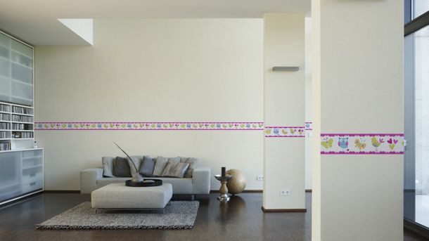 Wallpaper Border Kids Animal colourful self-adhesive 8954-17 online kaufen