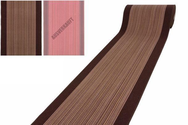 Runner Carnaby 67 cm / 26.38 '' width stripes brown online kaufen