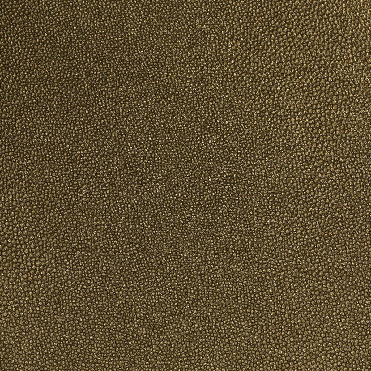 Wallpaper Gloockler Plain Design Brown Gold Metallic 52562