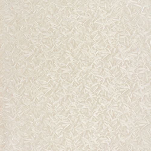 Wallpaper Glööckler leaves feather cream Metallic 52505