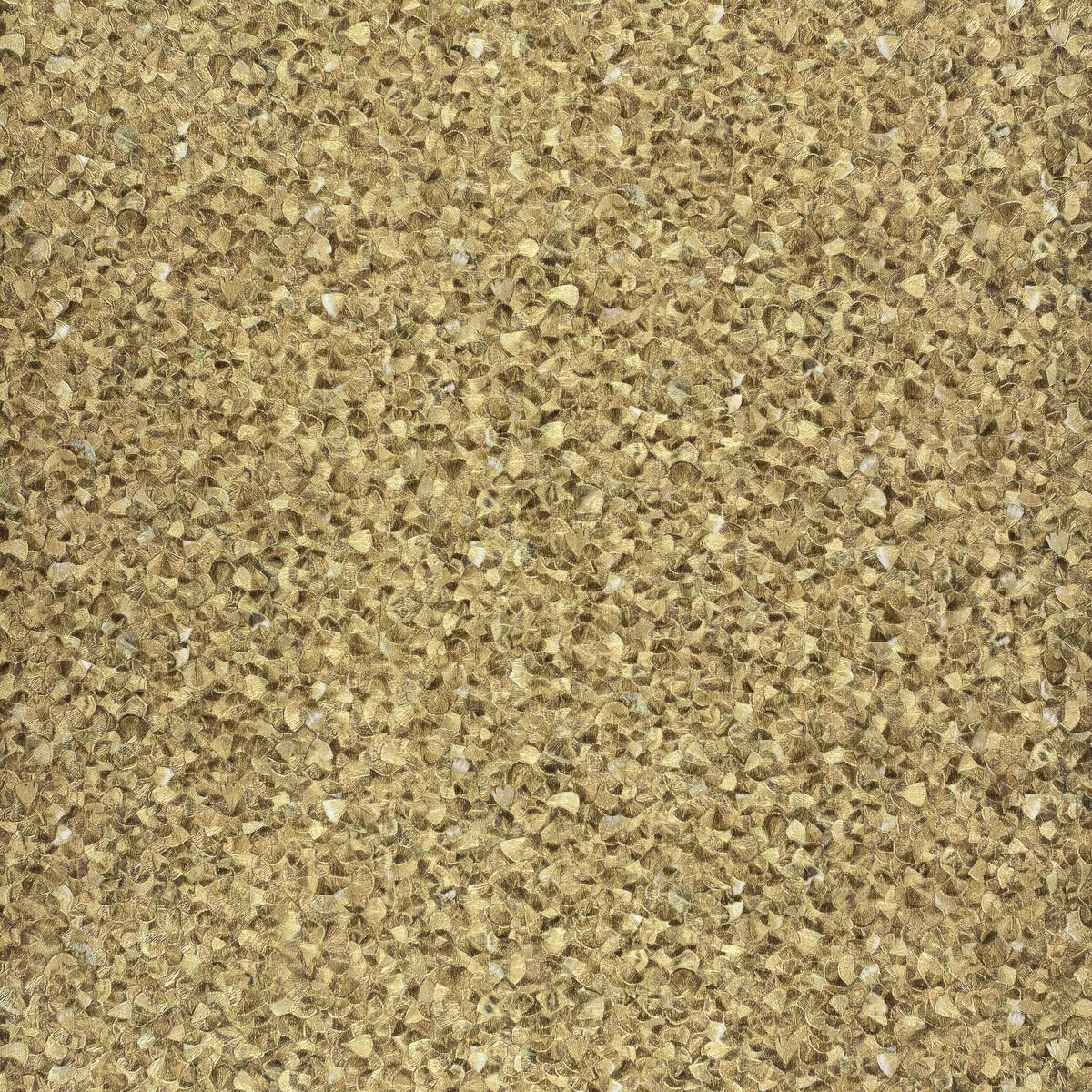 Wallpaper Gloockler Feathers Gold Metallic