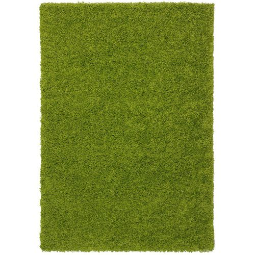 Carpet green uni Shaggy Fancy in diff. sizes online kaufen