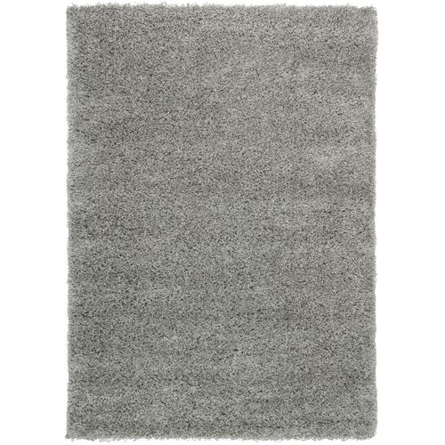 Carpet grey plain Shaggy Fancy in diff. sizes
