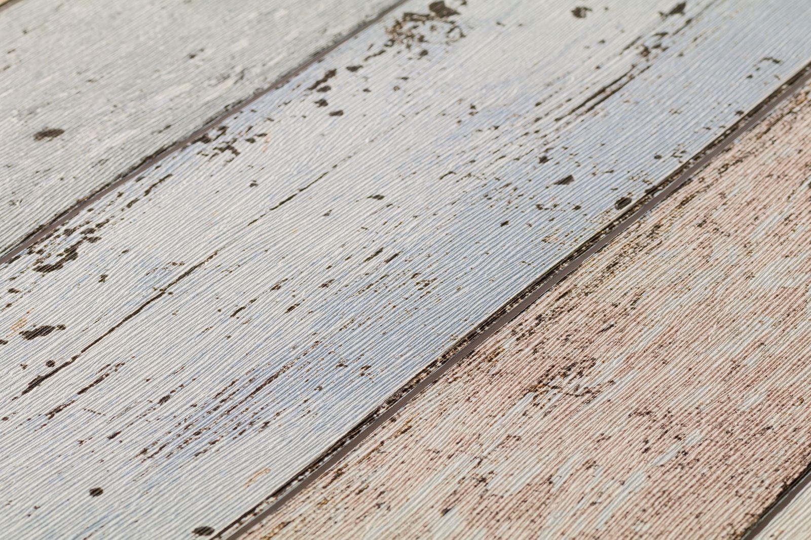 Vliestapete Holz-Optik Planken beige grau AS Creation 8550-39 2,41€//1qm
