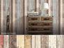 Kombinationsmöglichkeiten Vliestapete A.S. Creation New England Holz blau braun 8550-39 855039 9
