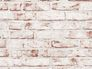 Wallpaper stone optic white red by AS Creation 9078-13 001