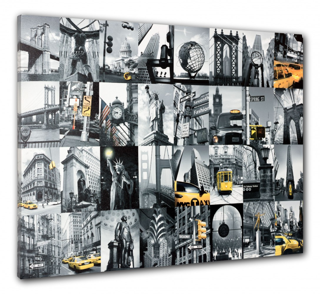 wandbild keilrahmen bild new york city cap freiheitsstatue. Black Bedroom Furniture Sets. Home Design Ideas