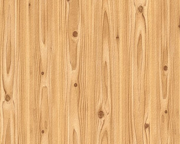 Wallpaper Wood Look brown 7799-15