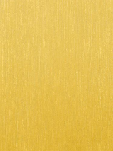 Wallpaper Rasch Kids' Club Kids Teens 232783 Uni curryyellow silver thread
