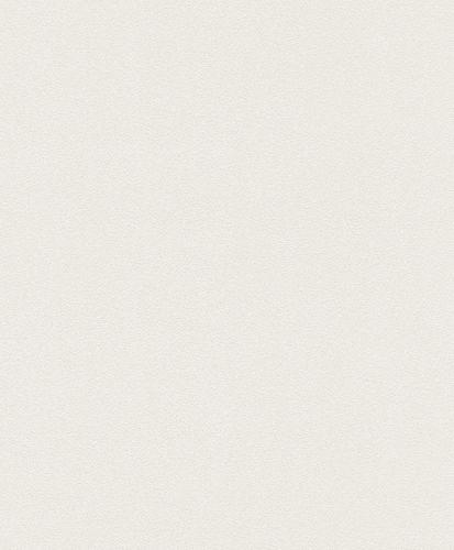 Vliestapete Uni Strukturiert weiß Rasch Prego 489507