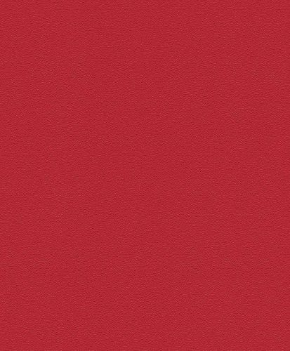 Non-Woven Wallpaper Plain Structured red Rasch 740288