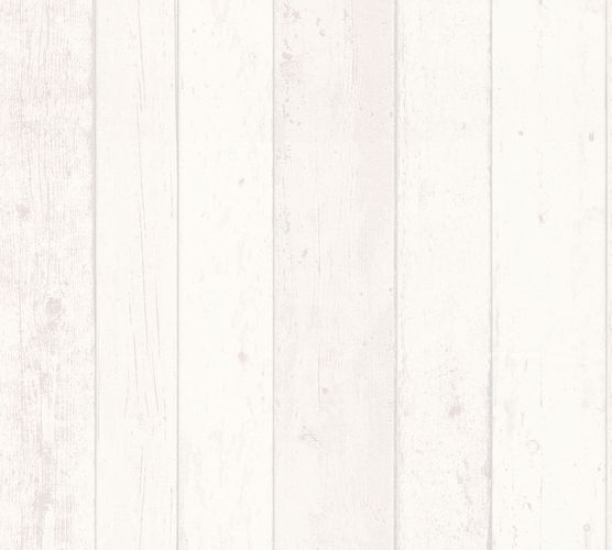 Wallpaper wooden style board white AS Creation 8550-46 online kaufen