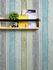 Flur Vliestapete livingwalls Surfing & Sailing Holzplanken blau grün 8550-77 855077 5