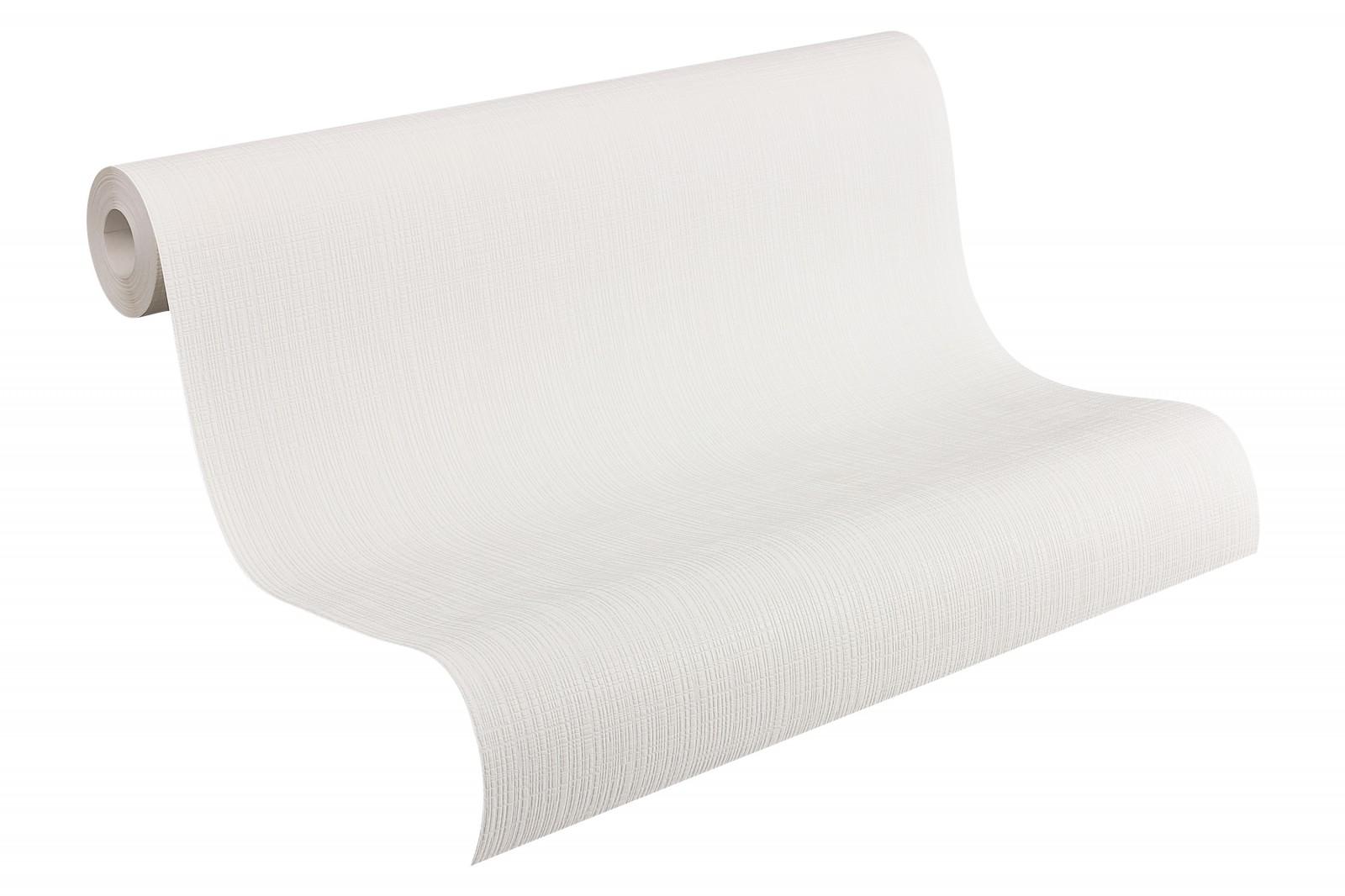 wallpaper plain design as creation white 2803 12
