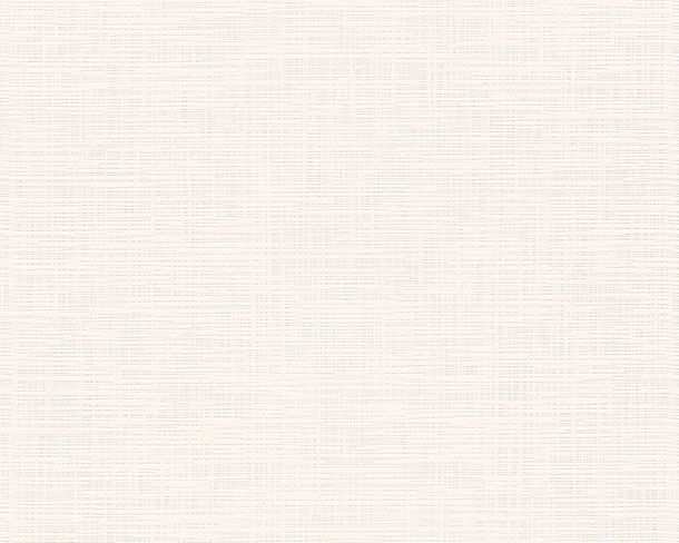 Wallpaper plain design AS Creation white 2803-12