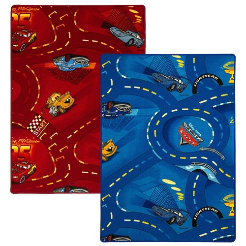 Kids Carpet / rug Disney CARS Carpet / rug street play Carpet / rug 2 colors 3 different sizes