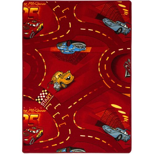 Kids Carpet / rug Disney CARS Carpet / rug street play Carpet / rug 2 colors 3 different sizes online kaufen