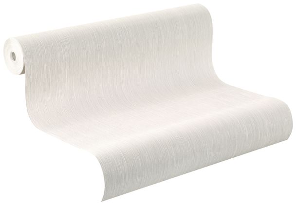 Vliestapete Rasch Deco Style Meliert weißgrau 781427 online kaufen