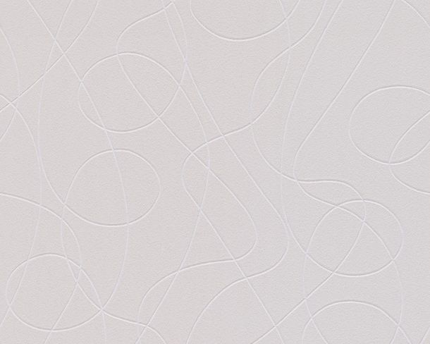 Wallpaper grey graphic AS Creation 3016-42 online kaufen