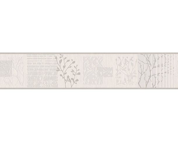 A.S. Création non-woven wallpaper collection LIFE 2 border 3054-11 305411 trees grey