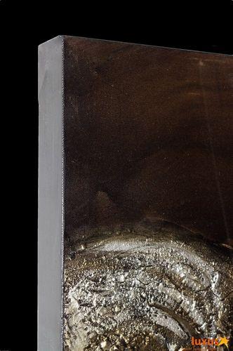 Original Ölgemälde Leinwand Elefanten Paar Gemälde 150x100 cm Wandbild Indien online kaufen