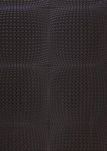 Graham & Brown Vliestapete 30-167 Vierecke 3D schwarz