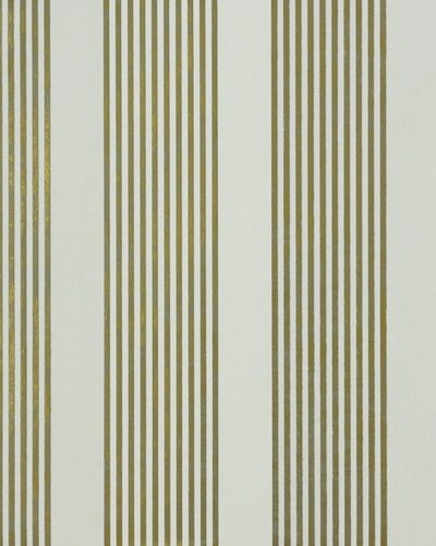 Marburg non-woven wallpaper 53105 stripes gold white