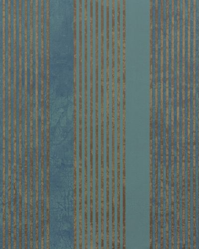 Marburg non-woven wallpaper 53101 stripes blue beige