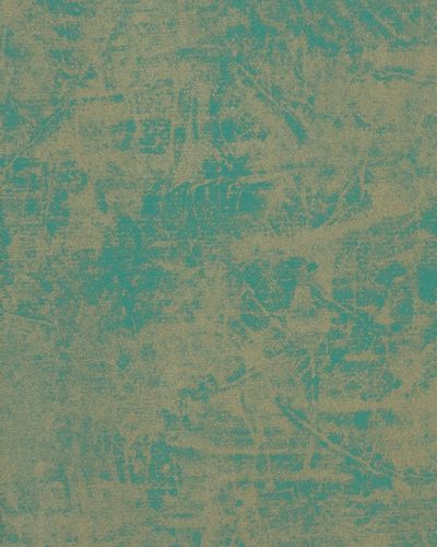 Marburg non-woven wallpaper 53133 structure turquoise