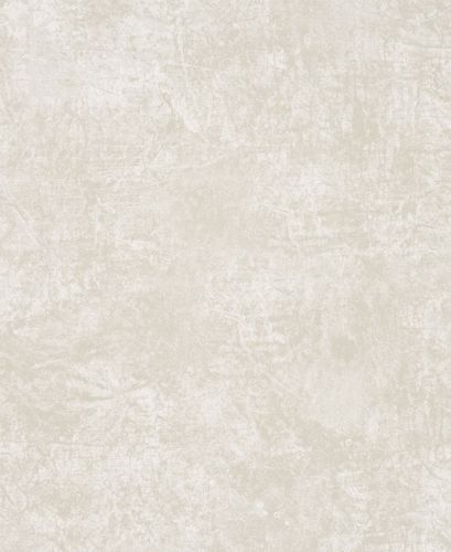 Marburg non-woven wallpaper 53135 plain pattern white