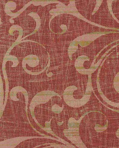 Wallpaper Marburg La Veneziana 2 non-woven wallpaper 53155 baroque red gold online kaufen