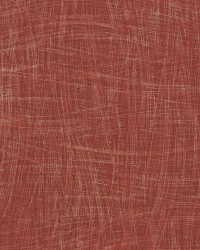 Marburg non-woven wallpaper 53121 structure red beige