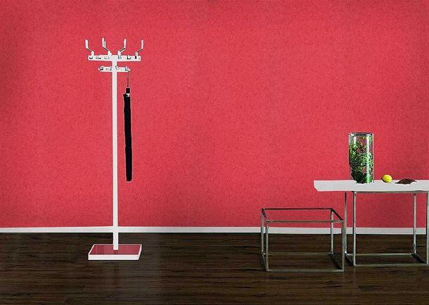 Papiertapete Rasch Putz-Optik Struktur rot 816211 online kaufen