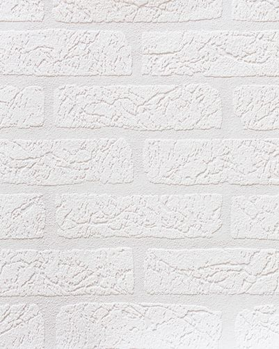 wallpaper Rasch vinyl wallpaper Aqua Relief stone look white 309627 online kaufen