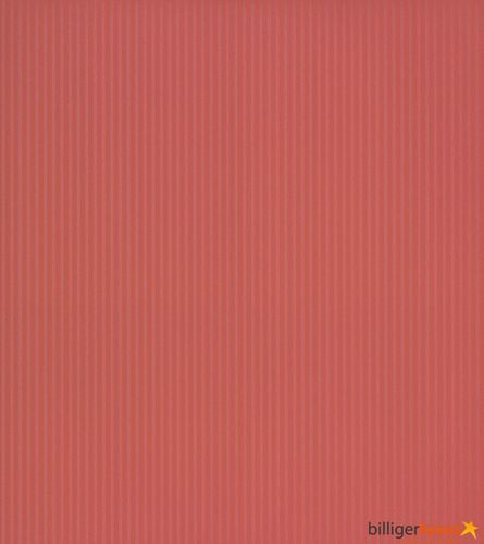Wallpaper Rasch Textil Strictly Stripes non-woven wallpaper 294360 stripes red