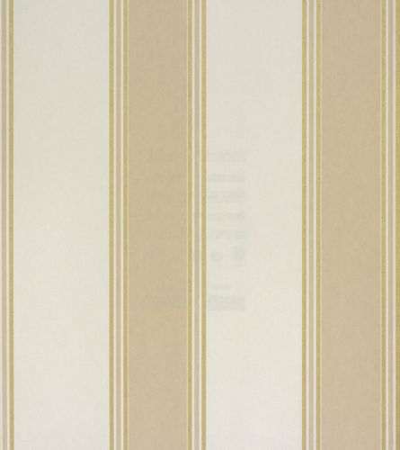 Wallpaper Rasch Textil Strictly Stripes non-woven wallpaper 221762 stripes beige cream