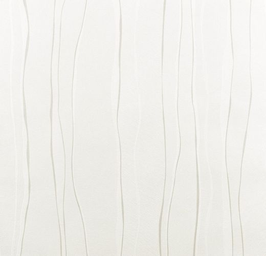 Tapete 5th OK non-woven wallpaper stripes cream white 93529-1 935291 A.S.