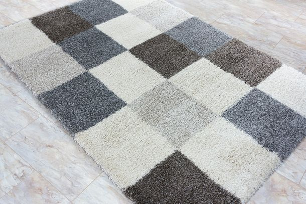 Carpet / rug Monaco high pile carpet / rug Shaggy beige 4 sizes online kaufen