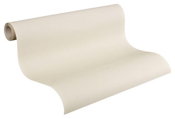 Kids Wallpaper Stripes Structure white beige 9087-42 online kaufen