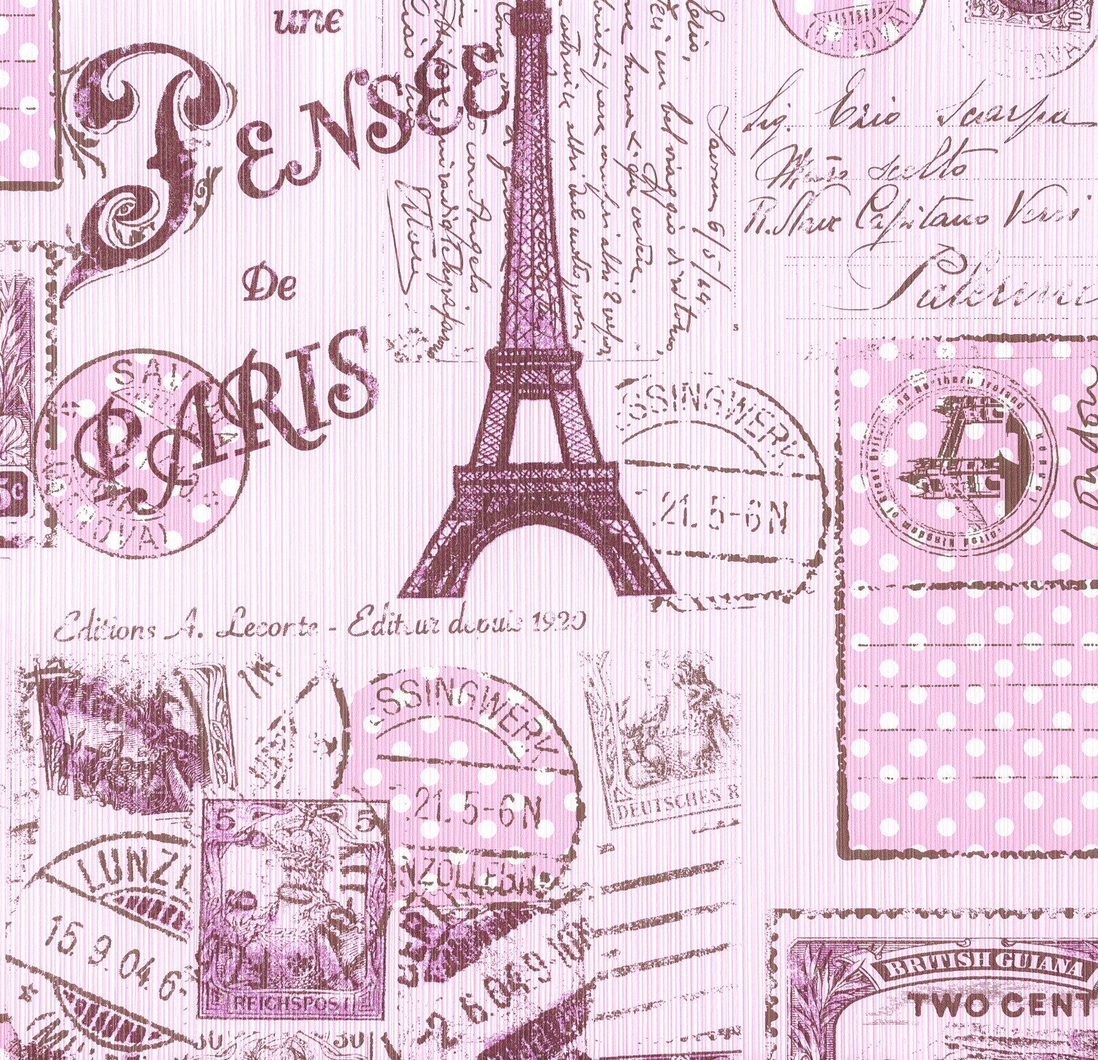 Kids Wallpaper Paris Boys Amp Girls Rose 93630 2