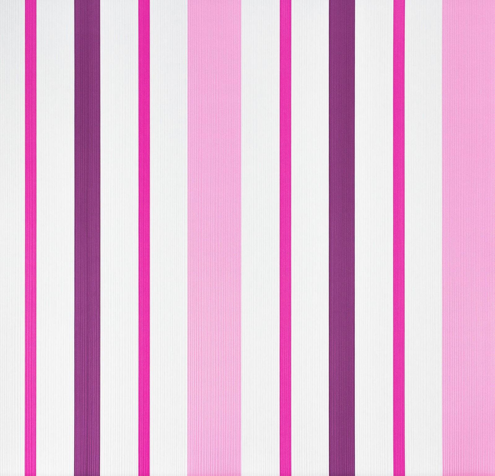 Kids Wallpaper Stripes Boys Girls White 8983 19 001