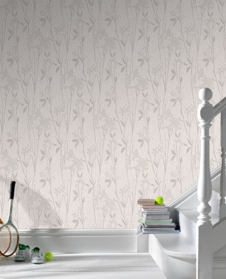 Graham & Brown Superfresco non-woven wallpaper Element 31-839 31839 vine cream grey online kaufen