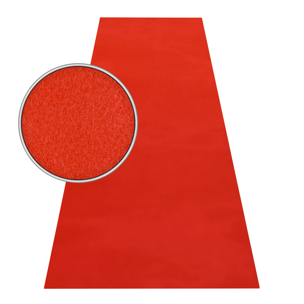 red carpet vip runner rug event carpet desired length 100cm