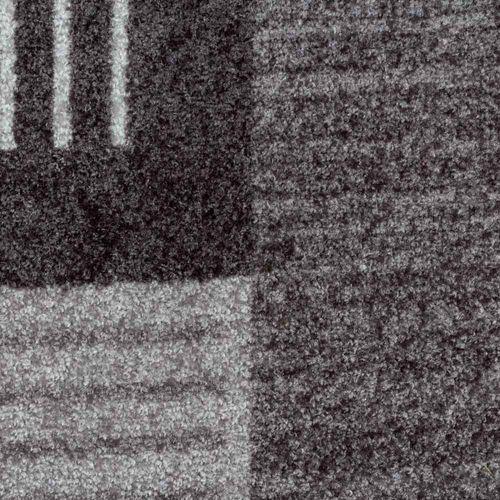 Runner Rug Carpet Montana border grey 67cm Width online kaufen