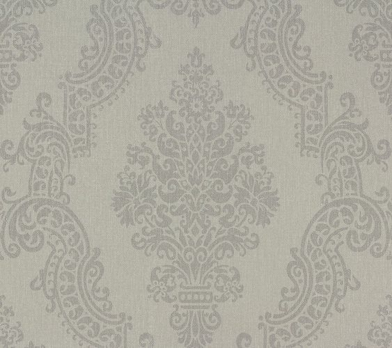 Vliestapete Barock grau Elegance AS Creation 93677-3 online kaufen