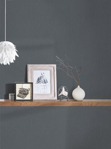Wallpaper Elegance AS Creation uni grey 2117-74 online kaufen