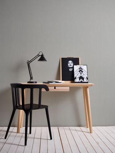 Wallpaper grey plain Spot AS Creation 93790-1 online kaufen