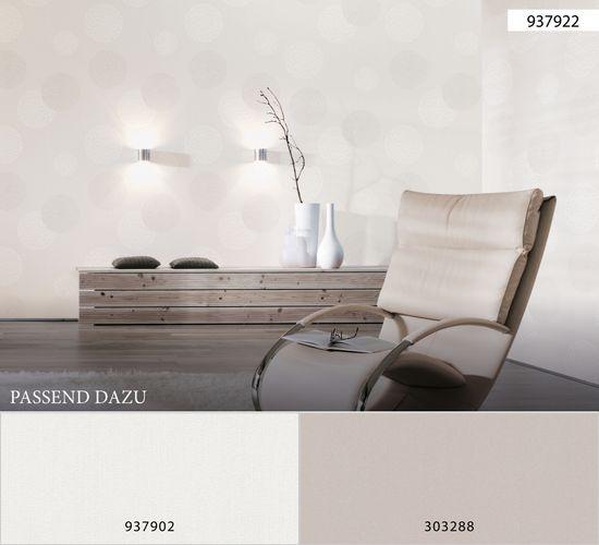 Wallpaper white grey flower Spot AS Creation 93792-2 online kaufen