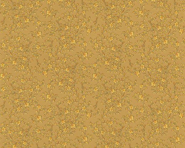 Vliestapete Versace Home Ranken gold 93584-3